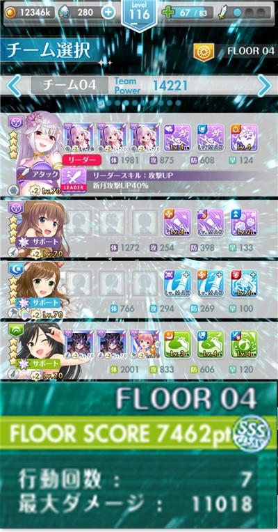FLOOR4 SSSメンバー